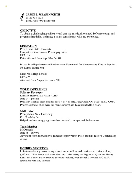 Residential Counselor Cover Letter Samples And Templates. Cover